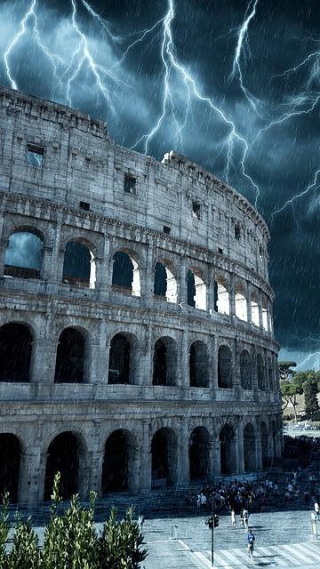 רומא בחורף – איפה אפשר לטייל?