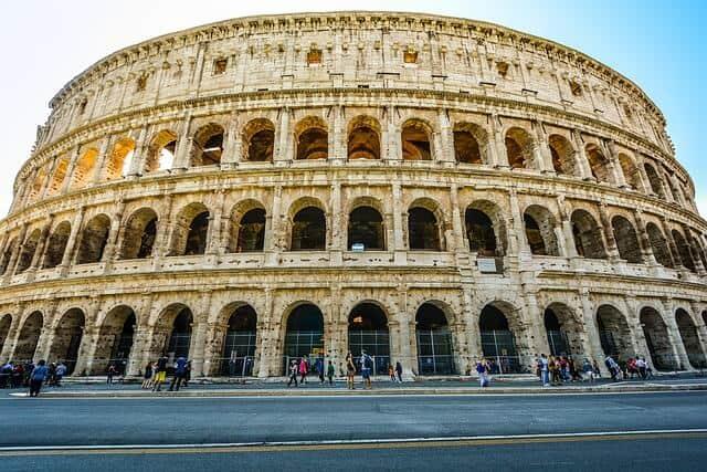 מרכז רומא – המרכז התרבותי והמסחרי