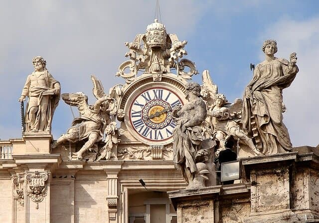 היסטוריה מדהימה ברומא